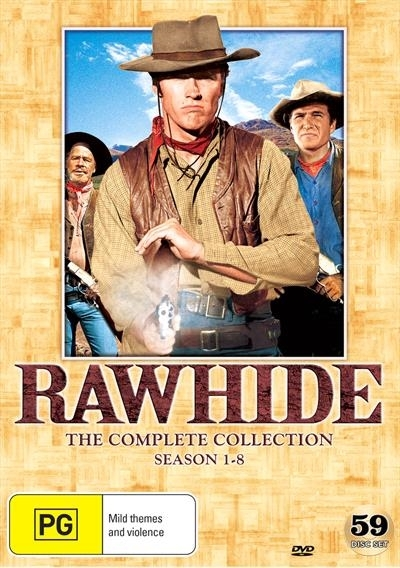 Rawhide Complete Collection on DVD image