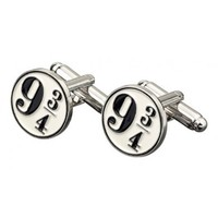 Harry Potter: Platform 9 3/4 Cufflink