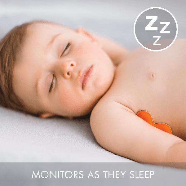 Nurofen for Children FeverSmart Temperature Monitor image