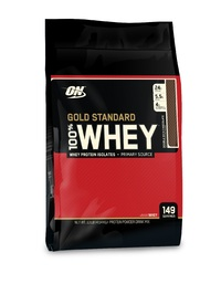 Optimum Nutrition Gold Standard 100% Whey - Double Rich Chocolate (4.55kg)