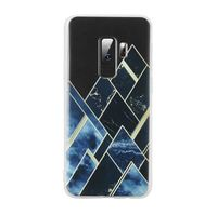Geometric Marble Case for Samsung Galaxy S9 (Style 2)