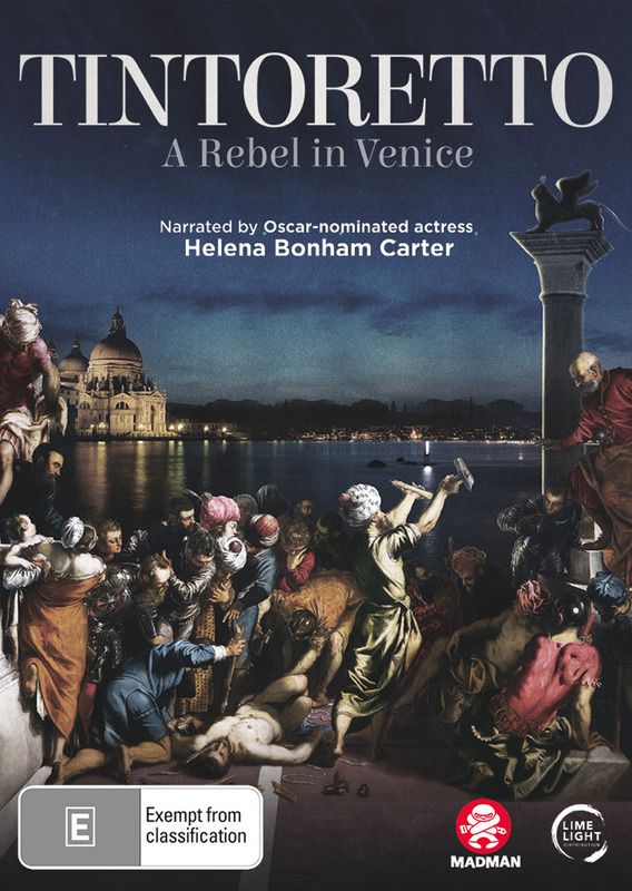 Tintoretto: A Rebel In Venice on DVD