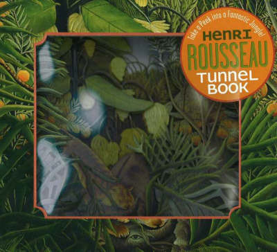 Henri Rousseau Tunnel Book by Joan Sommers image
