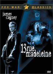 13 Rue Madeline on DVD