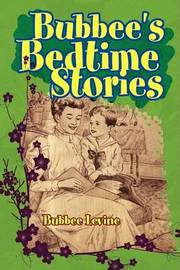 Bubbee's Bedtime Stories by Diana Levine image