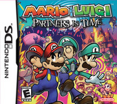 Mario and Luigi: Partners in Time for DS