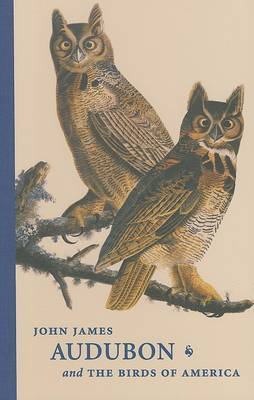 John James Audubon and the Birds of America by Lee A. Vedder
