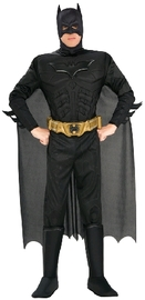 Batman Dark Knight Deluxe Adult Costume (Large)