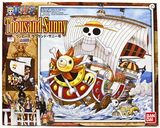 One Piece Thousand Sunny Model Kit
