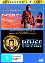 Waterboy, The / Deuce Bigalow Male Gigolo - Collector's 2-Pack (2 Disc Set) on DVD
