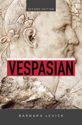 Vespasian by Barbara Levick image