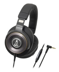 Audio-Technica: ATH-WS1100iS Solid Bass - Over-Ear Headphones