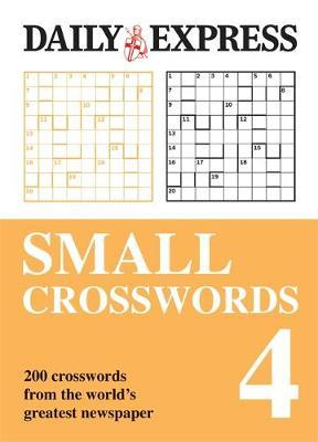 The Daily Express: Small Crosswords 4