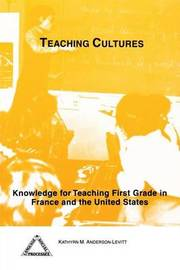Teaching Cultures by Kathryn M. Anderson-Levitt image