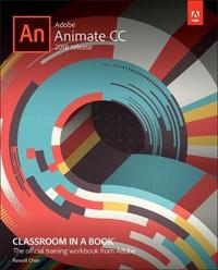 Adobe Animate CC Classroom in a Book (2018 release) by Russell Chun