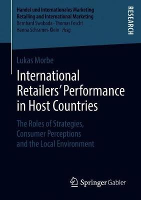 International Retailers' Performance in Host Countries by Lukas Morbe image