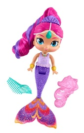 Shimmer & Shine: Rainbow Mermaid Bath Doll - (Shimmer)