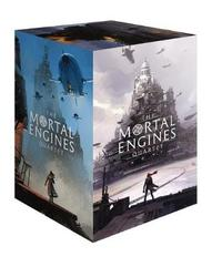 Mortal Engine Quartet Boxed Set by Philip Reeve