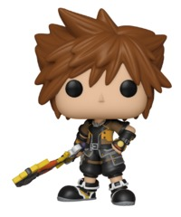 Kingdom Hearts III - Sora (Guardian Form) Pop! Vinyl Figure