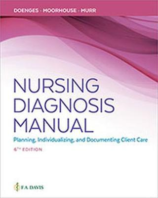 Nursing Diagnosis Manual by Marilynn E Doenges image