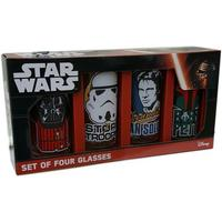 Star Wars: Character Glasses - Set of 4 image