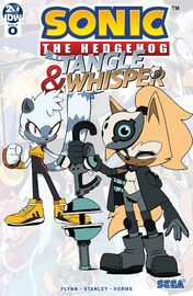 Sonic The Hedgehog: Tangle & Whisper - #0 by Ian Flynn