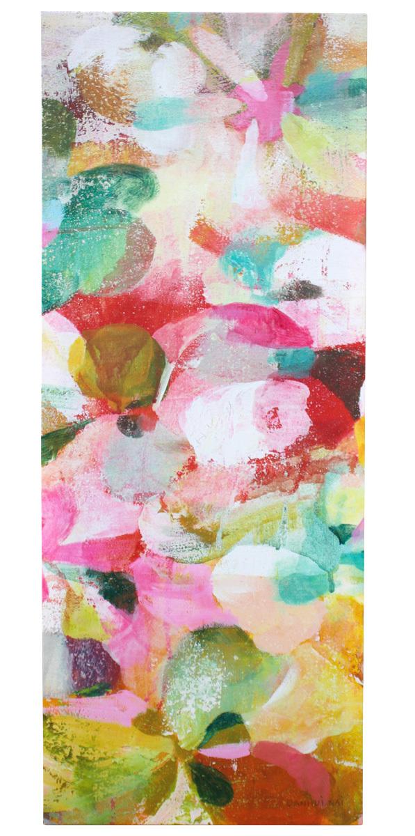 LaVida: Canvas - Garden Blooms 2 image