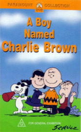 Boy Named Charlie Brown, A on DVD