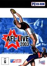 AFL Live 2003 for PC