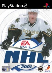 NHL 2001 for PlayStation 2