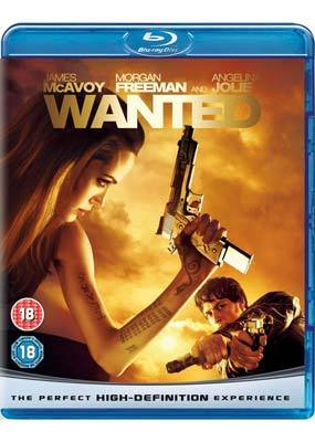 Wanted on Blu-ray