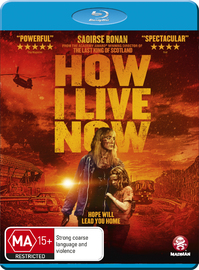 How I Live Now on Blu-ray