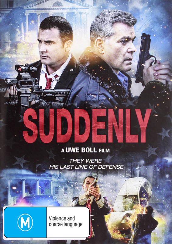Suddenly on DVD