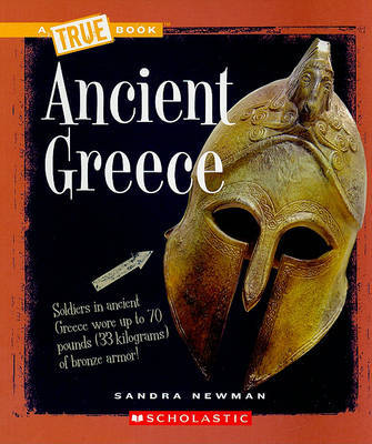 Ancient Greece by Sandra Newman image