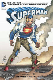 Superman Vol. 1 by Gene Luen Yang