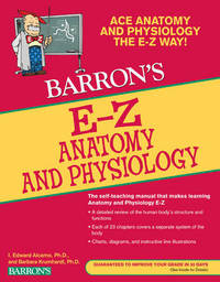 E-Z Anatomy and Physiology by Barbara Krumhardt
