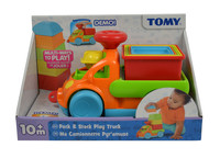 Tomy Toomies: Pack & Stack - Play Truck