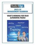 2013-14 Management Yearbook