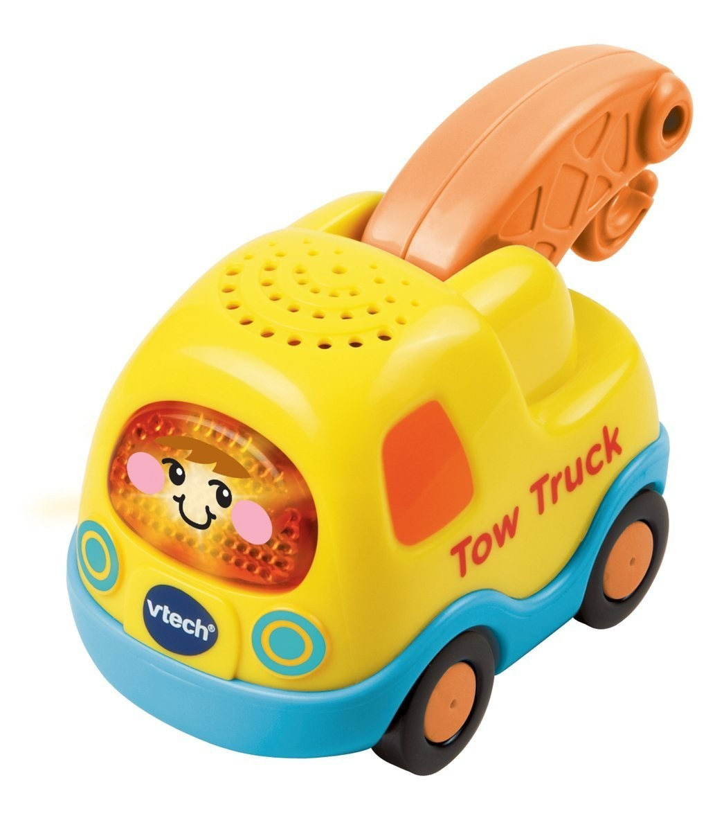 VTech: Toot Toot Drivers - Tow Truck image