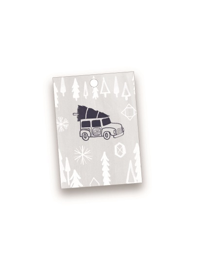 Christmas Premium Gift Tags (12 Pack)