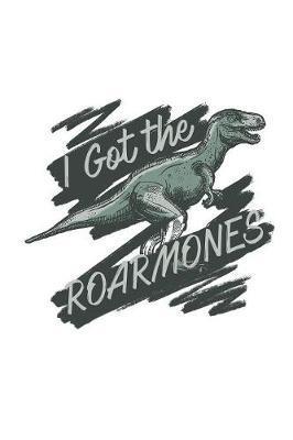 I Got The Roarmone by Puntastic Publishing image