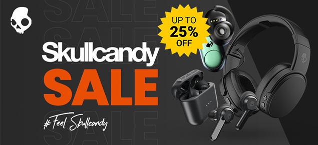 Skullcandy Headphones SALE!