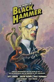 The World Of Black Hammer Library Edition Volume 1 by Jeff Lemire