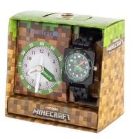 Time Teachers: Educational Analogue Watch - Minecraft