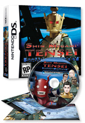 Shin Megami Tensei: Strange Journey (with Soundtrack CD!) for Nintendo DS