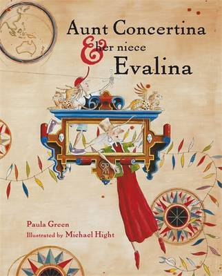 Aunt Concertina and Her Niece Evalina by Paula Green