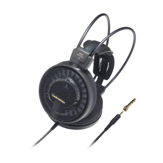 Audio Technica: Audiophile Open-Back Headphones