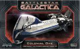 Battlestar Galactica Colonial One 1:350 Scale Model Kit