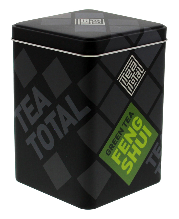 Tea Total - Feng Shui Green Tea (100g Tin)