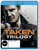 Taken 1-3 Triple Pack on Blu-ray